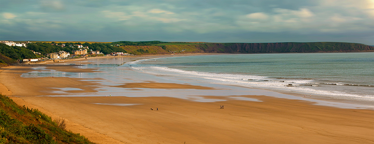 picture_of_filey_beach