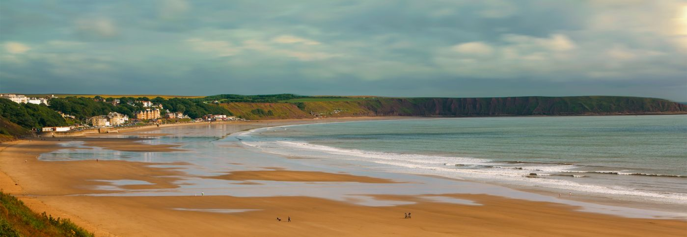 picture_of_filey_coastline